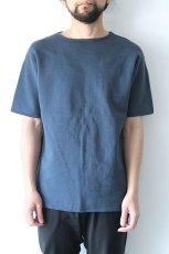 画像3: ETHOSENS / ミラノリブニットTシャツ (3)