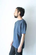 画像4: ETHOSENS / ミラノリブニットTシャツ (4)