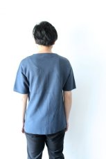 画像6: ETHOSENS / ミラノリブニットTシャツ (6)