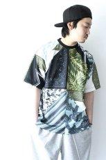 画像6: yoshio kubo / グラフィックプリントプルオーバー (6)