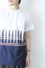 画像3: yoshio kubo / ジャガードTシャツ (3)