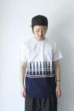 画像4: yoshio kubo / ジャガードTシャツ (4)