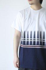 画像5: yoshio kubo / ジャガードTシャツ (5)