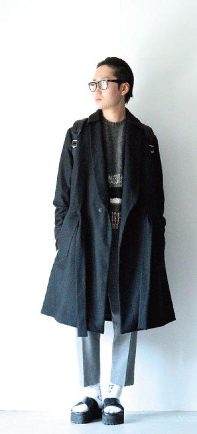 画像1: N°21 / ボーダーニットセーター