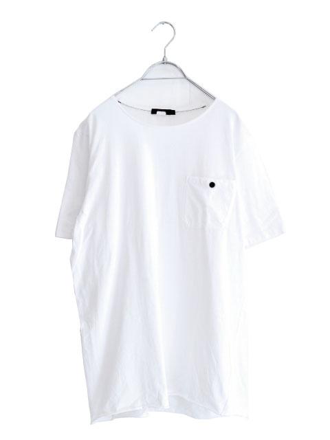 画像1: bassike / ポケットTシャツ (1)