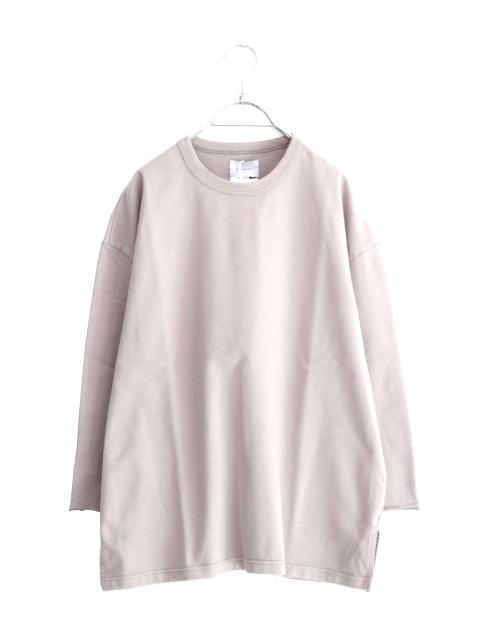 画像1: UNDECORATEDMAN / ハーフスリーブTシャツ[ハードコットン] (1)