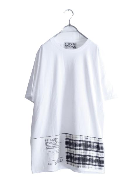 画像1: FFIXXED STUDIOUS / プリントTシャツ (1)