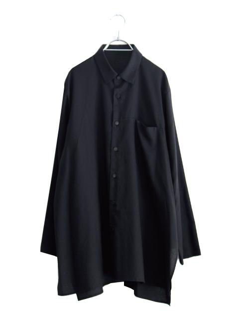 画像1: neverlamp / オーバーサイズシャツ (1)