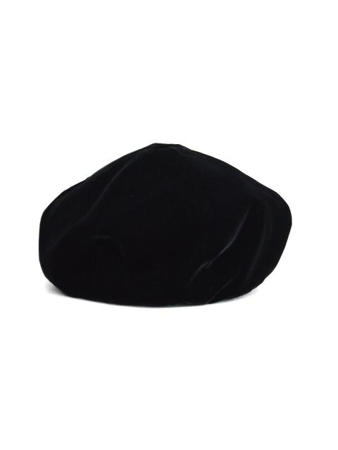 画像1: KAMILAVKA / ベルベットベレー帽 (1)