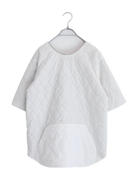 画像1: SUFFICIENT / 2WAYキルティングシャツ (1)