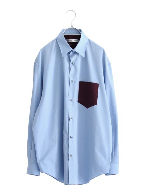 画像1: soe / レギュラーカラーシャツ (1)