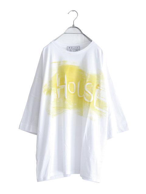 画像1: HOUSE OF THE VERY ISLAND'S... / プリントビッグTシャツ (1)