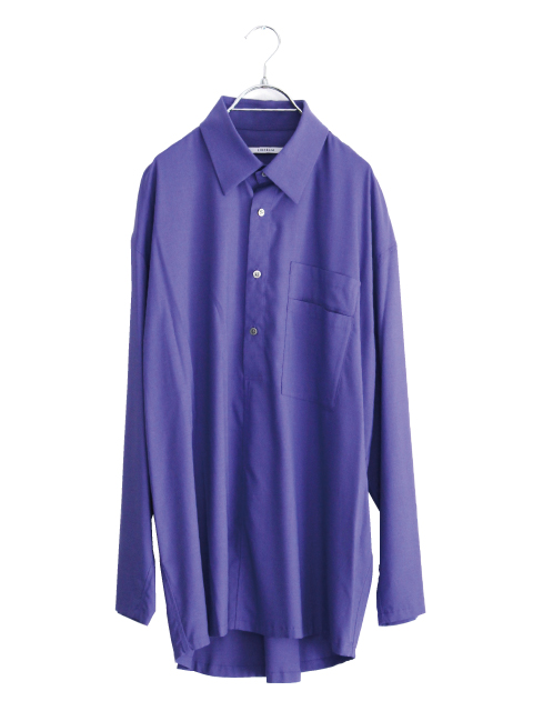 画像1: LIBERUM / ダブルポケットシャツ (1)