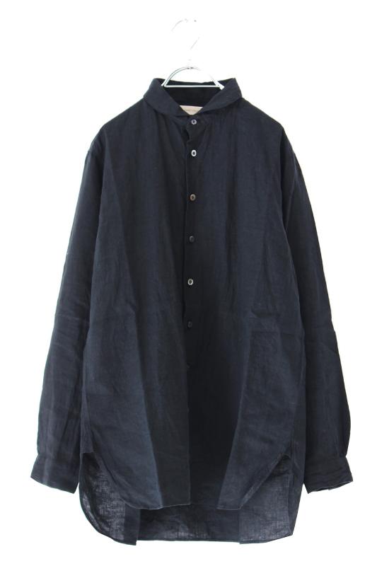 画像1: suzuki takayuki / ショールカラーシャツ (1)