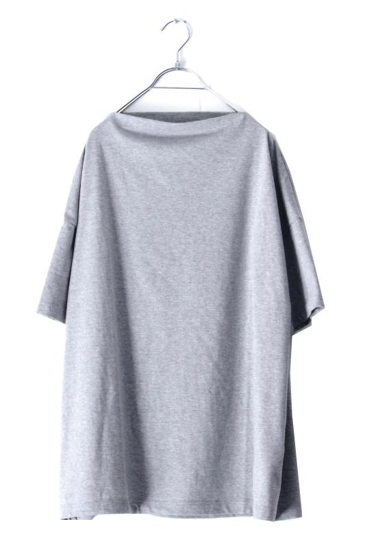 画像1: STOF / リラックスネックTシャツ (1)