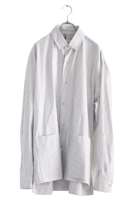 画像1: TAUPE / ダブルポケットシャツ (1)