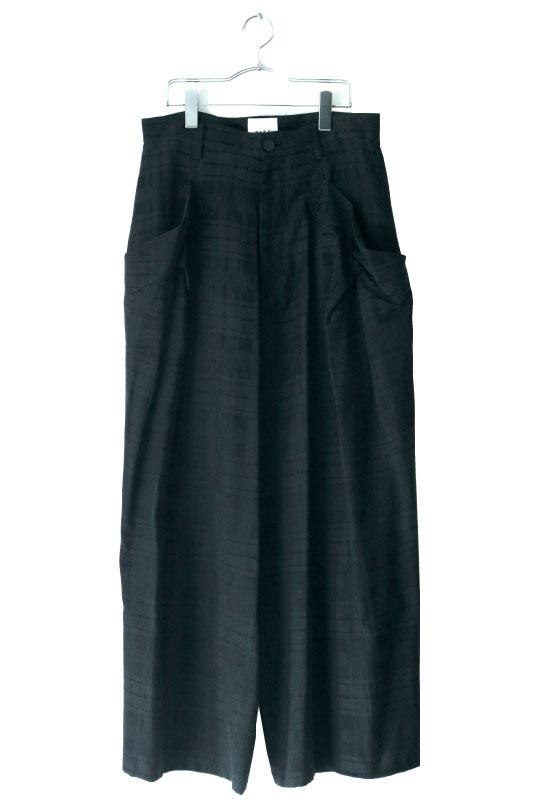 画像1: SISE / ポケットタックパンツ (1)