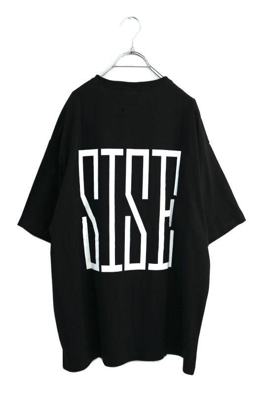 画像1: SISE / バックプリントTシャツ (1)