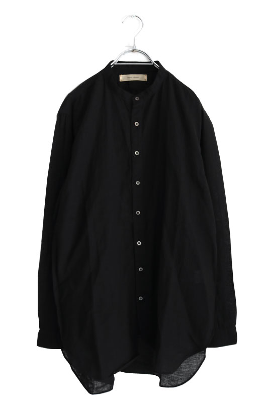 画像1: suzuki takayuki / バンドカラーシャツ (1)
