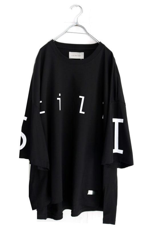 画像1: Licht Bestreben / プリントビッグTシャツ (1)