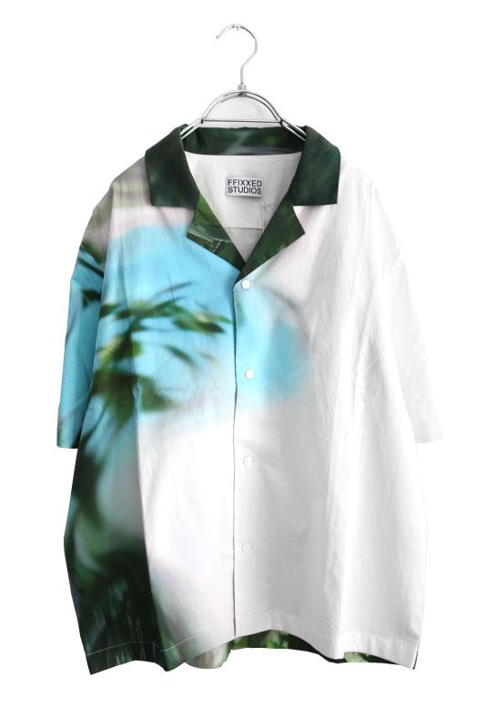 画像1: FFIXXED STUDIOS / ボーリングシャツ (1)