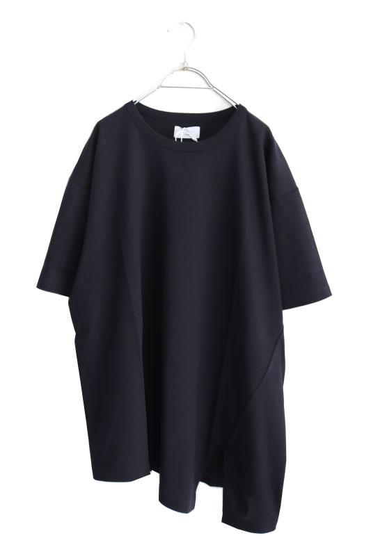 画像1: UNDECORATED / スリットTシャツ (1)
