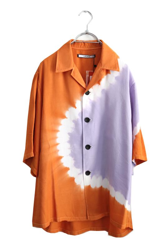 画像1: LIBERUM / タイダイシャツ (1)