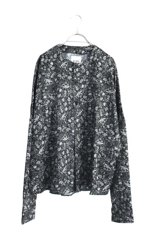 画像1: SISE / プルオーバーシャツ (1)