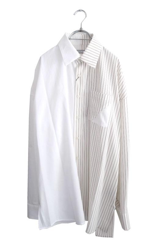 画像1: LIBERUM / クレイジーパターンシャツ (1)