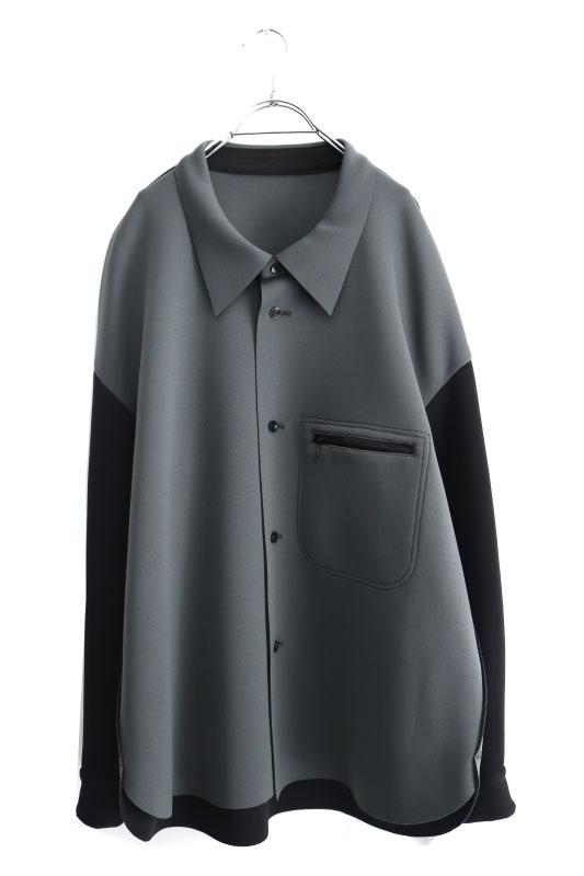 画像1: ETHOSENS / ウェットスーツシャツ (1)